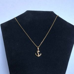 Jewelry - Stainless Steel Anchor Necklace!!⚓️